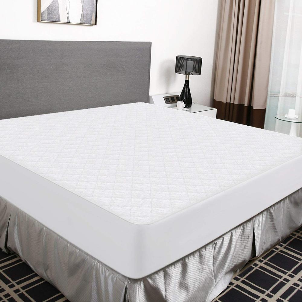 High Quality Waterproof Mattress Protector With Short Loop Terry Towel Fabric For Adult - Jozy Mattress | Jozy.net