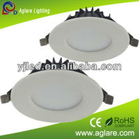 Full single colors drop ceiling 5W led surface mounted down lamp