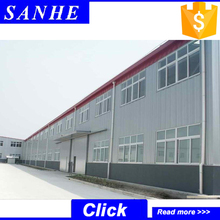 Steel structure warehouse drawings /prefabricated warehouse shed for sale