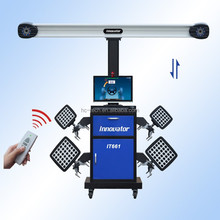 Intelligent sunshine wheel alignment equipment IT661 with CE