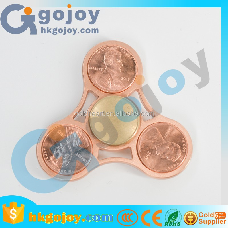 2017 newest style Release Stress metal toy addictive fidget toys coupon wholesales