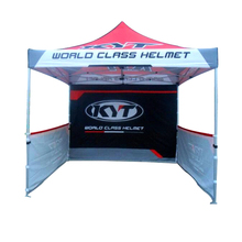 Custom outdoor advertising canopy tent