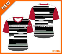 Cheap sale sublimation printing hockey jersey