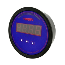 digital differential pressure gauge with alarm