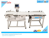 SW-C320 Food Production Line Online Weight Check Machine