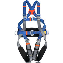 full body harness with shock absorber/full body harness with lanyard