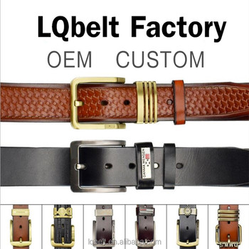 2017 new models Men's Pin buckle belts fashion pu leather belt wholesale OEM belts for men factory custom belt