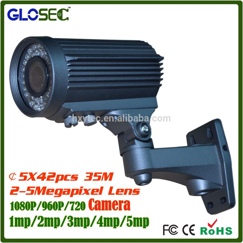 1080P 2Mega Pixel 520tvl super mini cctv camera security AHD cctv camera