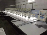 Cheap sell Japanese original barudan embroidery machine at a high speed