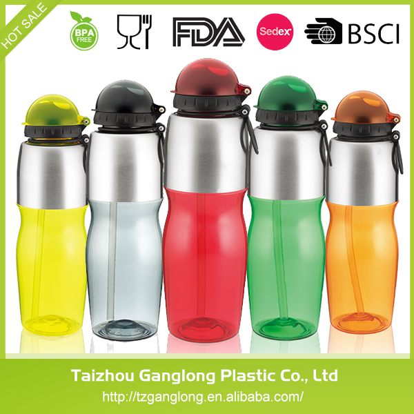 West Asia Factory Direct Plastic Sports Bottle