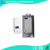 HOT !External 3500mah battery case for iphone 6 ,for iphone 6 battery case power bank charger
