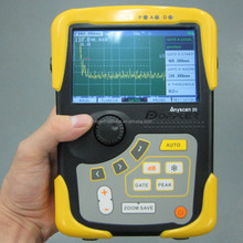 China hot-selling digital ultrasonic flaw detector used for melt testing