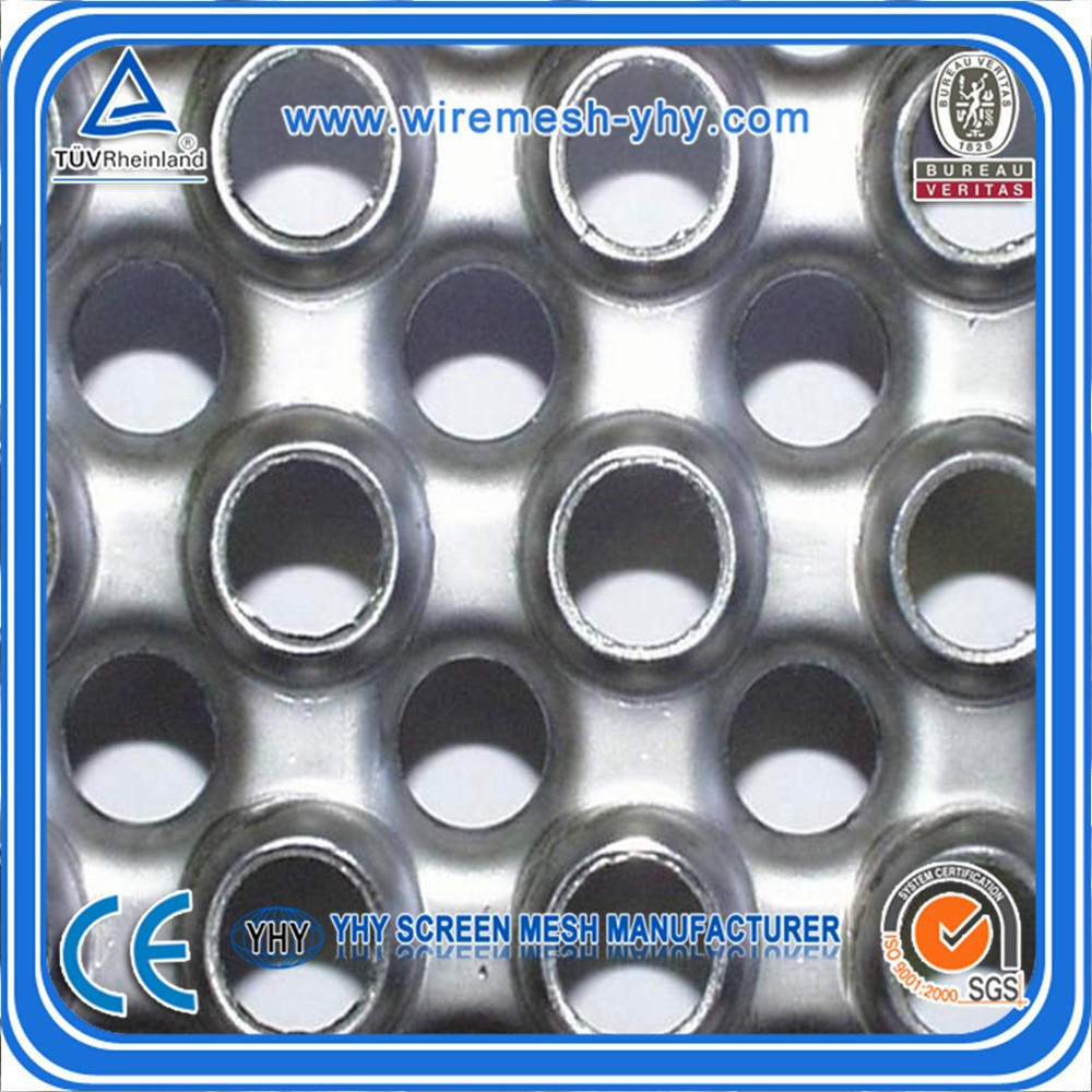 Countersunk Perforations Plates,Embossed Holes Screen,Anti-Skid Perforated Sheets