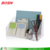 High quality transparent acrylic office desk organizer supplies holder