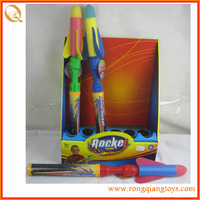 Hot sell 58CM funny air rocket toy factory AS1349228-35