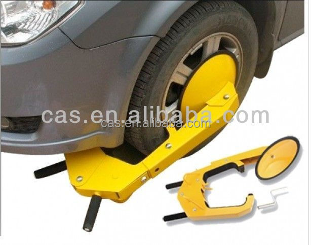 Truck Steering wheel clamps / wheel lock / car wheel clamp car parking
