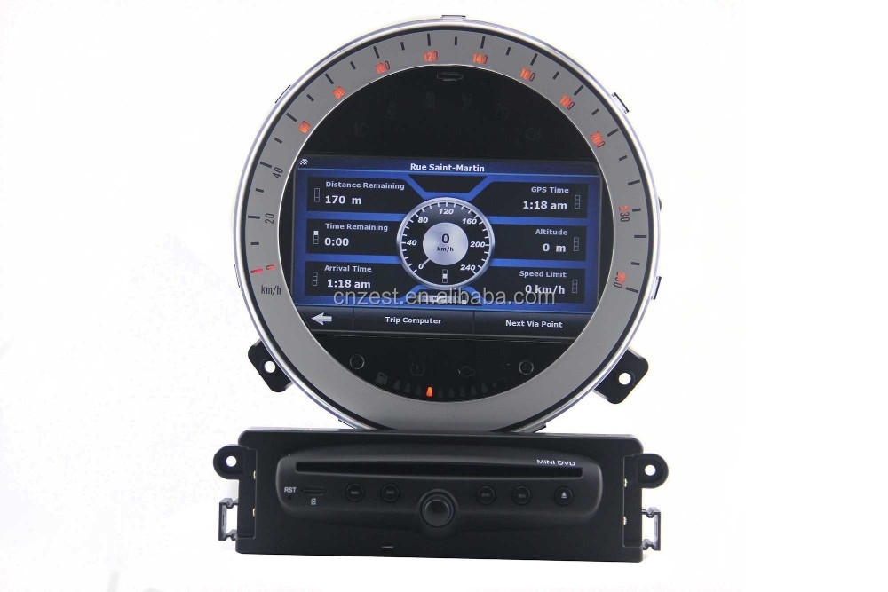 7'' navigation system car audio for BMW Mini Cooper S R56 Roadster Countryman Radio DVD GPS audio system 2 din car CD multimedia