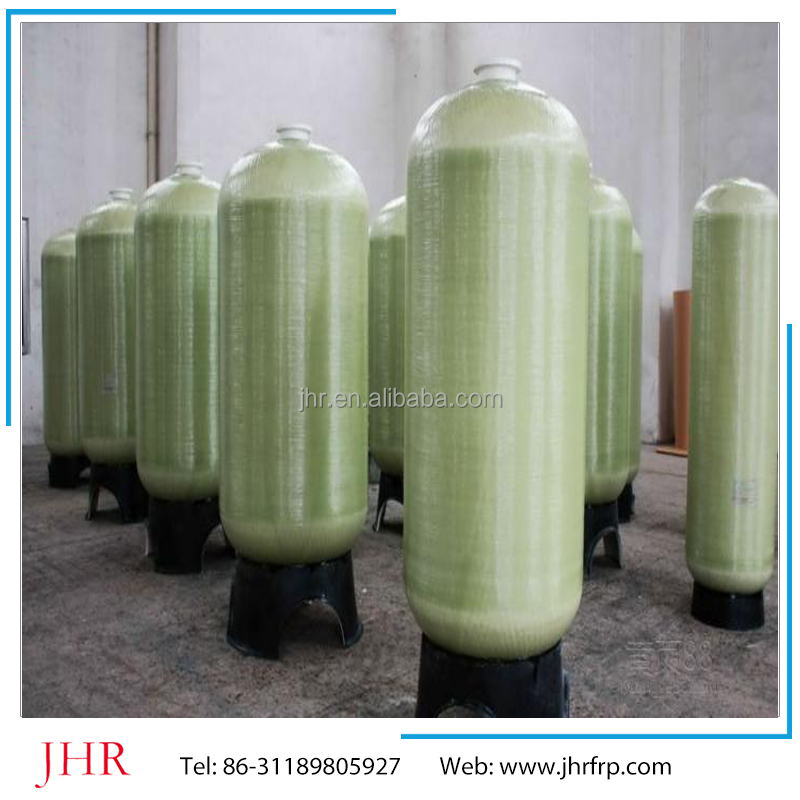 Composite Mineral Water Filter FRP pressure Vessels
