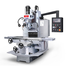 XK71130 Hoaccu machinery Vertical CNC machining center with GSK Control CNC milling machine