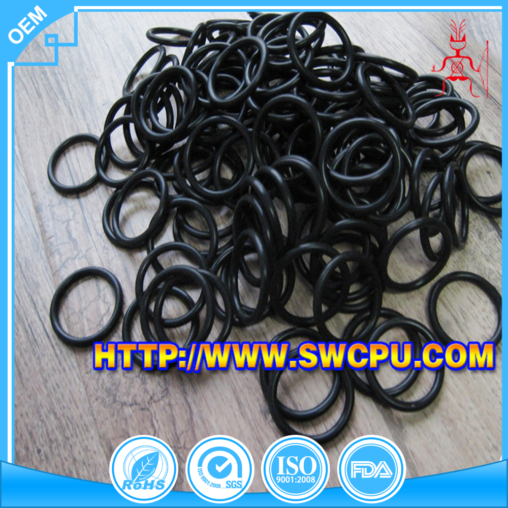 Injection food grade silicone rubber oil seal