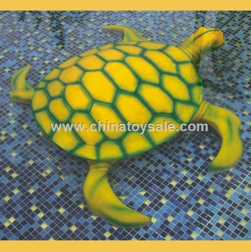 Color large aquatic turtle modelling apply to water park