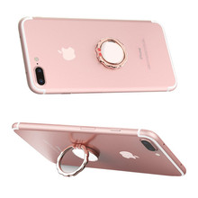2017 Pop Finger Metal Cell Phone Ring Holder For Mobile Phone