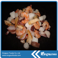 High Quality Frozen Seafood mix