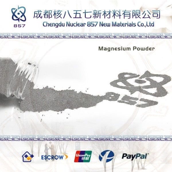 Factory direct sale magnesium powder for refractory spinel