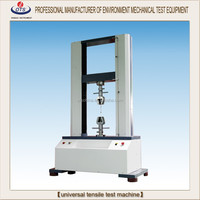 Universal electric tension tester usage metal copper wire rebar tensile testing machine