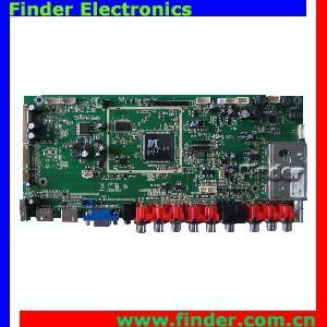 Manufacture FULL HD LCD TV A/D Board