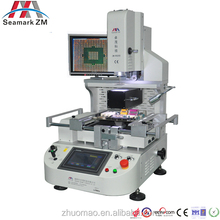 Trade assurance automatic welding machine zm 6200 iphone bga rework station with optical system