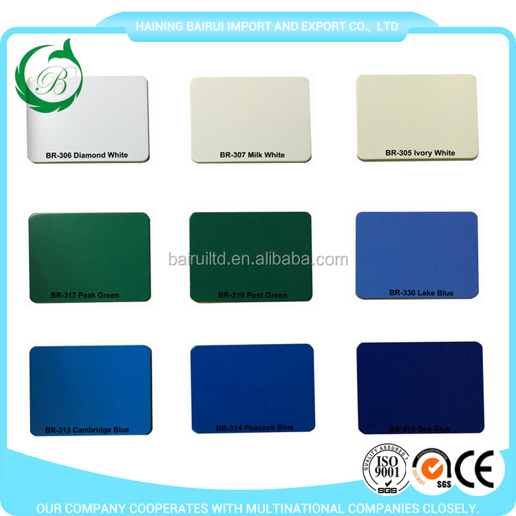 Exterior wall decoration ACP panel aluminum composite panel for decoration