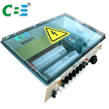 China top quality intelligent PV solar array DC junction box