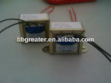 12v to 24v EI Power transformer 90W Max