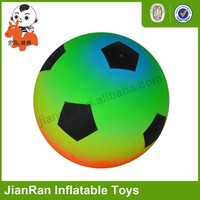 Inflatable Soccer Ball&Football, Colorful football, PVC Toy soccer ball