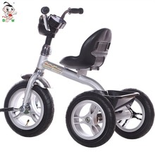 Chian wide varieties little tikes trike tricycle bike 3 wheel baby trike with music light and plastic basket