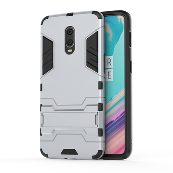 TPU Hard PC Combo Back Armor Phone Case For Oneplus 6T