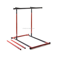 gymnastics parallel bars adjustable dip station pull up bars