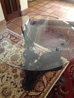 China manufacturer tempered glass table top for sale
