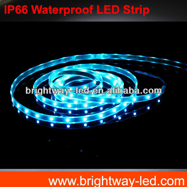China supplier high quality 9.6watts underwater led strip light ip6...