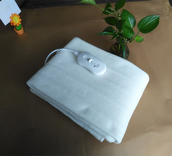 Rapid Heating Detachable Electric Heating Blanket Electric Bed Warmer