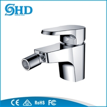 Factory wholesale brass cheap Excellent bidet faucet with Deck Mounted