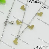 Reliable quality and good price 1 gram gold necklace