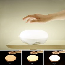 Shenzhen fancy creative 3D LED table lamps for home living