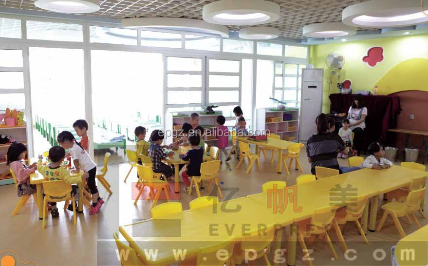 Classroom Desk And Chair,Daycare Furniture,Desk And Table For Children