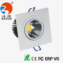 6W Square low power energy saving ceiling down light