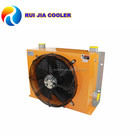 Air Cooled Heat Exchanger With Fan and Oil Cooler for CNC Machine AH1215T-C