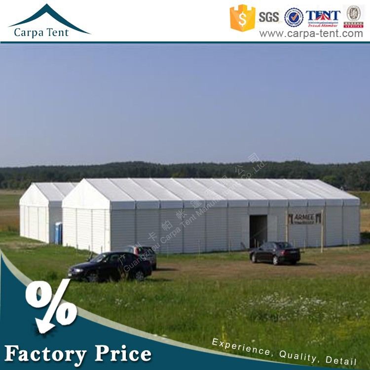 Second hand outdoor warehouse tent,industrial storage tent for factory