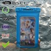 2014 100% pvc waterproof casual cover bag for iphone4