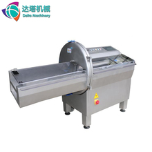 The hotsell used meat cutting machine/semi automatic frozen meat slicer/s/s blade meat slicing machine